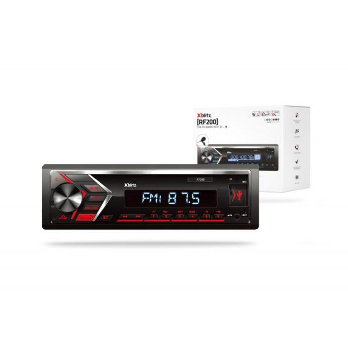 Radio samochodowe RF200 Xblitz